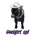 Pygmy Goat Girl Up
