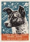 Laika, space dog