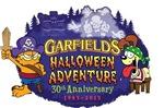 Garfield's Halloween Adventure Design 1