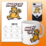 ANGRY CAT Home & Office