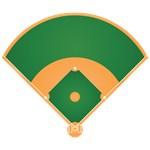Baseball Play Mat