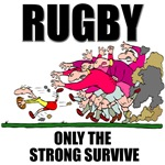 Only The Strong Rugby