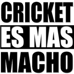 Cricket Es Mas Macho