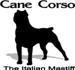 Cane Corso BW