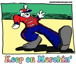 Keep On Marchin'