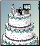 Wedding cake Computer games