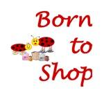 Ladybugs Born To Shop
