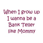 I Wanna Be A Bank Teller