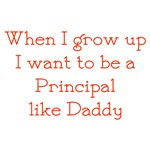 I Want To Be a Principal