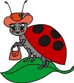 Ladybug Mom