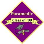 Paramedic Graduate 2009