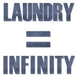 Laundry = Infinity