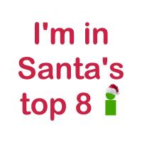 Santa's Top 8