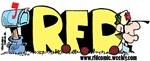 R.F.D. Logo Hats