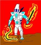 Surok, Alien Knight