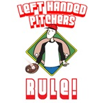 Left Handed Pitchers Rule!
