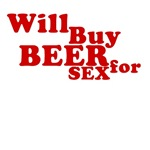 Will buy beer for sex