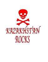 RED SKULL KAZAKHSTAN ROCKS