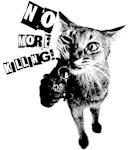 NO MORE KILLING CAT