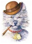 Vintage Pets Art and Ads