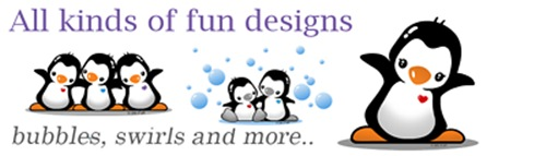 All kinds of fun designs