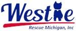 Westie Rescue Mi Logo