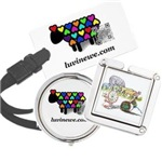 Luggage Tags, Bag Hangers, Pill Boxes