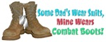 Mine Wears Combat Boots