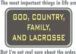 Lacrosse Priority