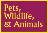 Pets, Wildlife, & Animals