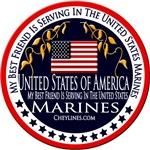Marine Corps Best Friend