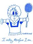 Tennis Globs