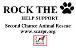 SCARPR Rock The Paw