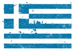 Greek Flag (Punk)