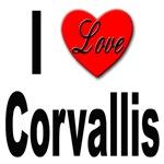 I Love Corvallis