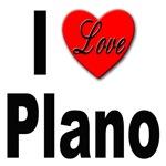 I Love Plano Texas