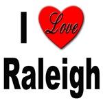 I Love Raleigh