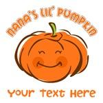 Nana's Little Pumpkin Personalized