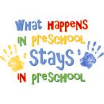 Stays In Preschool