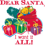 Want It All Santa