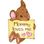 Mouse Love Mom