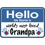 Hello Loved Grandpa