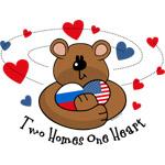 2 Homes 1 Heart Russia