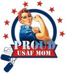 Rosie Proud USAF Mom