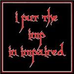 Imp in Impaired