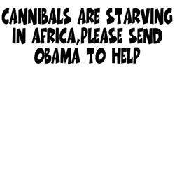 Funny anti Obama slogan Tees