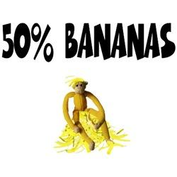 Banana genes theme gene Shirts for gene fans