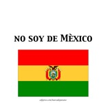 boliviano soy de me