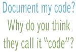 Document my Code