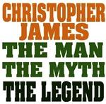 Christopher James